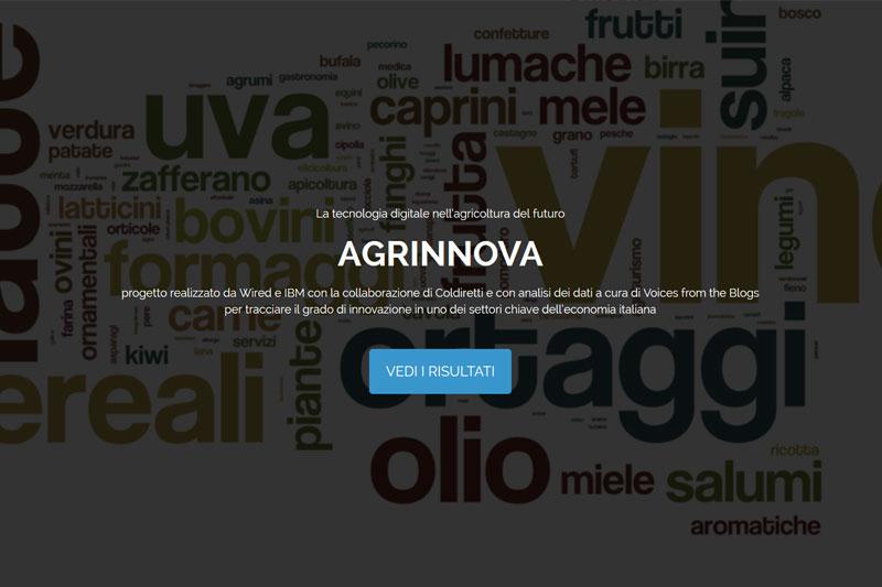 Agrinnova Website