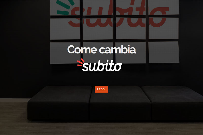 Subito Website