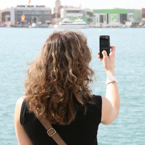 Pagare con un selfie